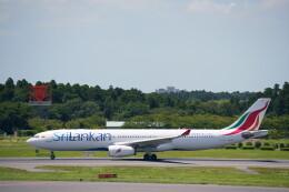 IMP.TIさんが、成田国際空港で撮影したスリランカ航空 A330-343Xの航空フォト(飛行機 写真・画像)