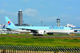 アルビレオさんが、成田国際空港で撮影した大韓航空 777-3B5/ERの航空フォト(飛行機 写真・画像)