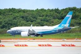 kohei787さんが、アントニオ・B・ウォン・パット国際空港で撮影したボーイング 737-7-MAXの航空フォト(飛行機 写真・画像)