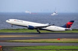 OMAさんが、羽田空港で撮影したデルタ航空 A330-941の航空フォト(飛行機 写真・画像)