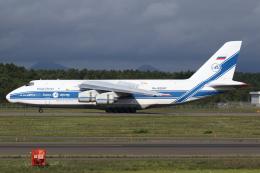 Echo-Kiloさんが、新千歳空港で撮影したヴォルガ・ドニエプル航空 An-124-100 Ruslanの航空フォト(飛行機 写真・画像)
