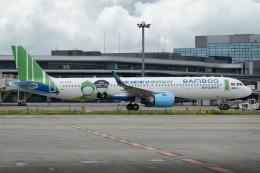 NIKEさんが、成田国際空港で撮影したバンブー・エアウェイズ A321-251NXの航空フォト(飛行機 写真・画像)