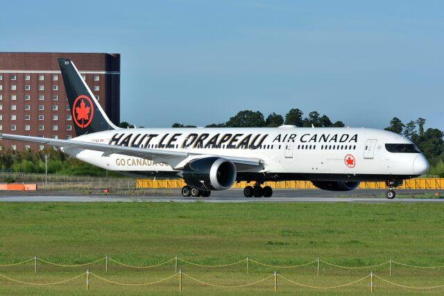 航空フォト:C-FVLQ エア・カナダ 787-9