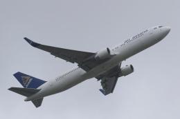 宮崎 育男さんが、成田国際空港で撮影したエア・アスタナ 767-3KY/ERの航空フォト(飛行機 写真・画像)