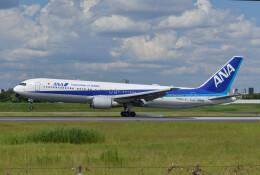航空フォト:JA616A 全日空 767-300