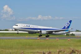 航空フォト:JA605A 全日空 767-300