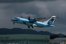 ko_zo.k@KMJさんが、熊本空港で撮影した天草エアライン ATR 42-600の航空フォト(飛行機 写真・画像)