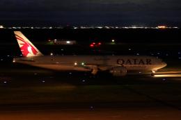 航空フォト:A7-BFX カタール航空カーゴ 777-200
