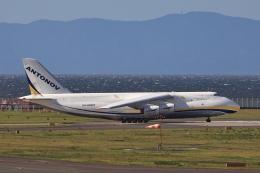 わんだーさんが、中部国際空港で撮影したアントノフ・エアラインズ An-124-100 Ruslanの航空フォト(飛行機 写真・画像)