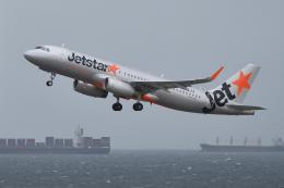 EC5Wさんが、中部国際空港で撮影したジェットスター・ジャパン A320-232の航空フォト(飛行機 写真・画像)