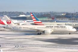 S.Hayashiさんが、成田国際空港で撮影した日本航空 787-9の航空フォト(飛行機 写真・画像)