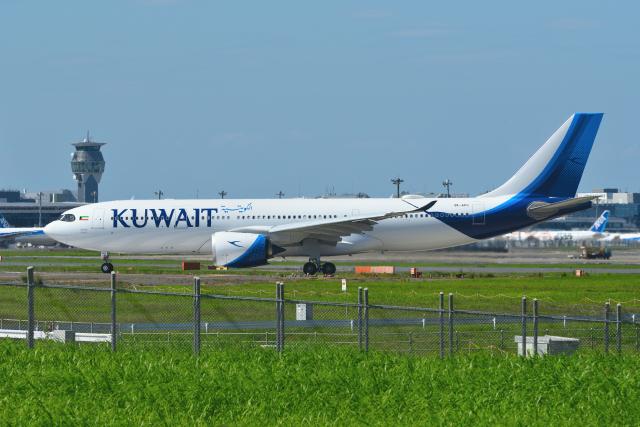 航空フォト:9K-APG クウェート航空 A330-800