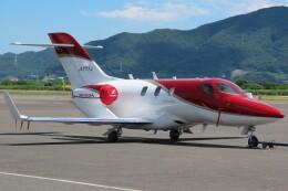航空フォト:JA777J 日本法人所有 HA-420 HondaJet