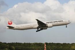 航空フォト:JA741J 日本航空 777-300