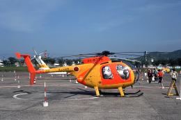 JAパイロットさんが、鹿屋航空基地で撮影した海上自衛隊 OH-6Dの航空フォト(飛行機 写真・画像)