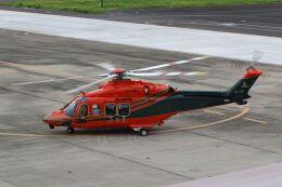 しょうせいさんが、岡山空港で撮影した富山県消防防災航空隊 AW139の航空フォト(飛行機 写真・画像)