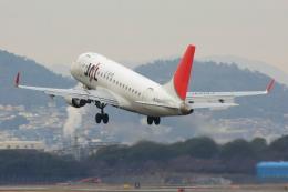 S.Hayashiさんが、伊丹空港で撮影したジェイエア ERJ-170-100 (ERJ-170STD)の航空フォト(飛行機 写真・画像)