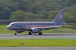 Souma2005さんが、成田国際空港で撮影したチェコ空軍 A319-115CJの航空フォト(飛行機 写真・画像)