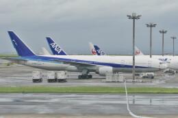 KKiSMさんが、羽田空港で撮影した全日空 777-281/ERの航空フォト(飛行機 写真・画像)