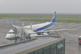 KKiSMさんが、山口宇部空港で撮影した全日空 A321-211の航空フォト(飛行機 写真・画像)