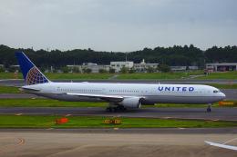 KAZKAZさんが、成田国際空港で撮影したユナイテッド航空 767-424/ERの航空フォト(飛行機 写真・画像)