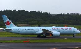 KAZKAZさんが、成田国際空港で撮影したエア・カナダ 787-9の航空フォト(飛行機 写真・画像)