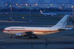 S.Hayashiさんが、羽田空港で撮影したスペイン空軍 A310-304の航空フォト(飛行機 写真・画像)