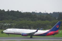 ななけーさんが、成田国際空港で撮影した広東龍浩航空 737-8AS(BCF)の航空フォト(飛行機 写真・画像)