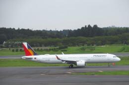ななけーさんが、成田国際空港で撮影したフィリピン航空 A321-271Nの航空フォト(飛行機 写真・画像)