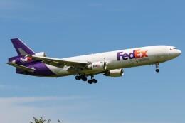 walker2000さんが、成田国際空港で撮影したフェデックス・エクスプレス MD-11Fの航空フォト(飛行機 写真・画像)