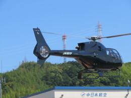 チダ.ニックさんが、静岡ヘリポートで撮影したオートパンサー EC120B Colibriの航空フォト(飛行機 写真・画像)