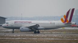 航空フォト:D-AGWM ユーロウイングス A319