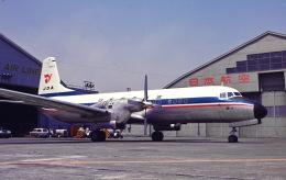 Y.Todaさんが、羽田空港で撮影した日本国内航空 YS-11の航空フォト(飛行機 写真・画像)