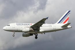 航空フォト:F-GUGG エールフランス航空 A318