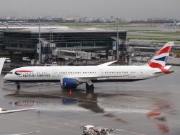 FT51ANさんが、羽田空港で撮影したブリティッシュ・エアウェイズ 787-9の航空フォト(飛行機 写真・画像)