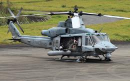 CL&CLさんが、奄美空港で撮影したアメリカ海兵隊 UH-1 Iroquois / Hueyの航空フォト(飛行機 写真・画像)