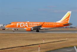 航空フォト:JA05FJ フジドリームエアラインズ E175