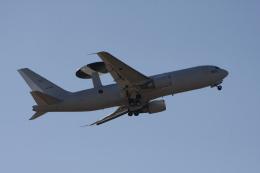 よっしぃさんが、浜松基地で撮影した航空自衛隊 E-767 (767-27C/ER)の航空フォト(飛行機 写真・画像)