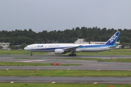 airdrugさんが、成田国際空港で撮影した全日空 777-381/ERの航空フォト(飛行機 写真・画像)