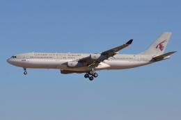 Deepさんが、成田国際空港で撮影したカタールアミリフライト A340-211の航空フォト(飛行機 写真・画像)