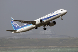 航空フォト:JA141A 全日空 A321neo