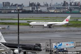 kina309さんが、羽田空港で撮影した日本航空 767-346の航空フォト(飛行機 写真・画像)