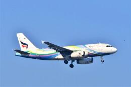 航空フォト:HS-PGY バンコクエアウェイズ A319