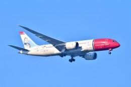 Hiro Satoさんが、スワンナプーム国際空港で撮影したノルウェー・エアシャトル・ロングホール 787-8 Dreamlinerの航空フォト(飛行機 写真・画像)