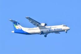 Hiro Satoさんが、スワンナプーム国際空港で撮影したラオス国営航空 ATR 72-500 (72-212A)の航空フォト(飛行機 写真・画像)