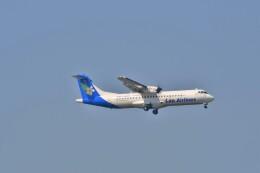 Hiro Satoさんが、スワンナプーム国際空港で撮影したラオス国営航空 ATR 72-600の航空フォト(飛行機 写真・画像)