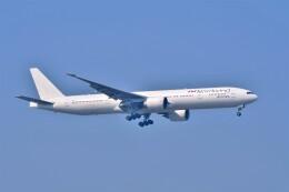 Hiro Satoさんが、スワンナプーム国際空港で撮影したノードウィンド航空 777-35E/ERの航空フォト(飛行機 写真・画像)