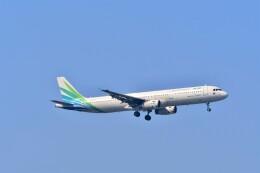 Hiro Satoさんが、スワンナプーム国際空港で撮影したランメイ・エアラインズ A321-231の航空フォト(飛行機 写真・画像)