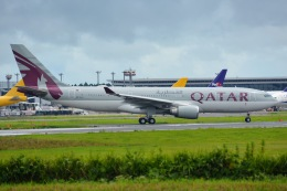 amarumeさんが、成田国際空港で撮影したカタールアミリフライト A330-202の航空フォト(飛行機 写真・画像)