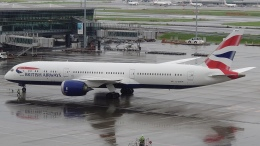 Garnet Worldさんが、羽田空港で撮影したブリティッシュ・エアウェイズ 787-9の航空フォト(飛行機 写真・画像)